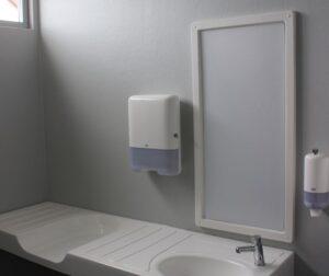 Havn - Toiletbygning