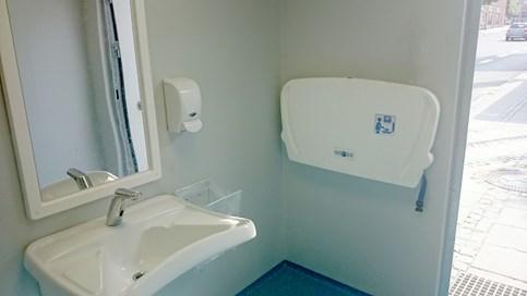Bornholm - Toiletbygninger