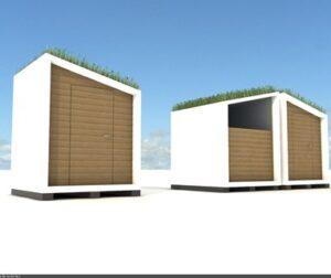 Toilet Kundespecifik - Toiletbygninger