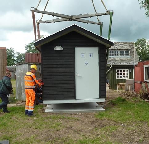 Type 15 - Toiletbygninger