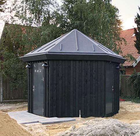 Type 25 - Toiletbygninger