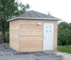 Type 20 - Toiletbygninger