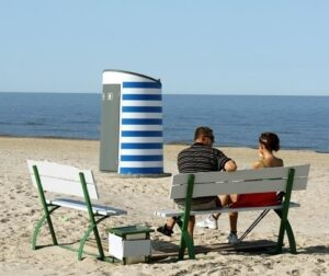 Strand Tørkloset - Tørklosetter