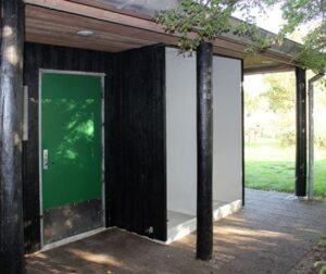 Udendørs brusekabine - Tilbehør og reservedele