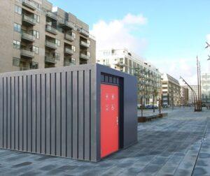 Urban - Toiletbygninger