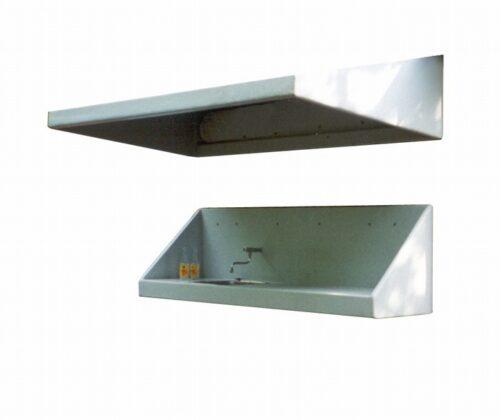 Rensebord til toiletbygning - Tilbehør og reservedele