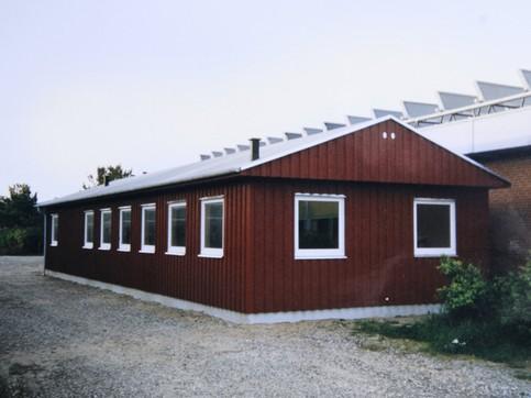 Installationsbygning, Type Special - Installationsbygninger