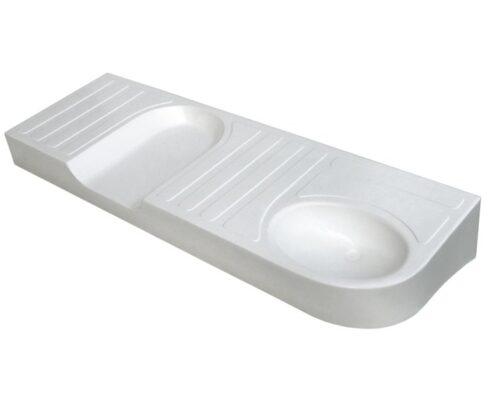 Kombineret Håndvask og Puslebord - Tilbehør og reservedele