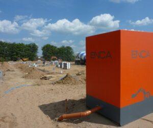 Toiletkabinet byggeplads - Toiletkabiner